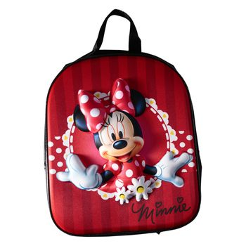 Mochila Minnie Mouse para niñas