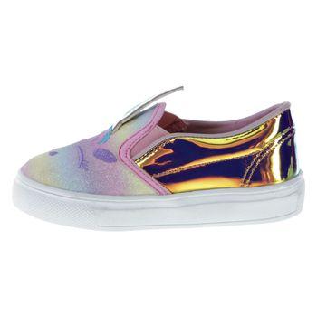 Zapatos de Unicornio para niñas pequeñas
