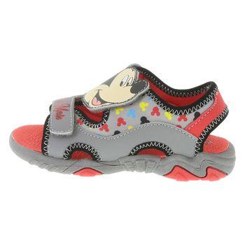 Sandalia de Mickey Confeti para niño pequeños