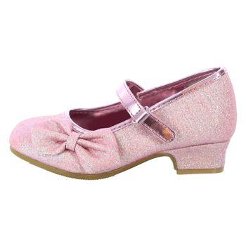 Zapatos Princess de tacón para niñas pequeñas