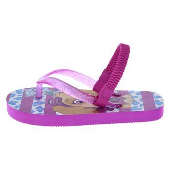 Sandalias Paw patrol para niñas pequeñas