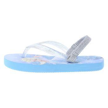 Sandalias Frozen Eva para niñas pequeñas