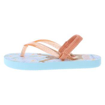 Sandalias Moana Eva para niñas pequeñas